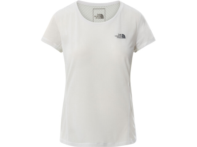 The North Face Circadian Tee Women, TNF white heather/tingrey